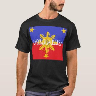 Filipino Basic Dark Shirt