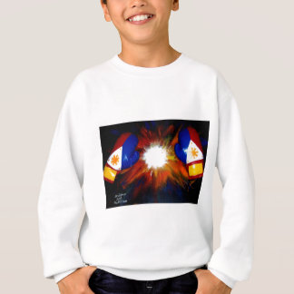 FILIPINO BOXER - BOXING PRIDE OF THE PHILIPPINES SWEATSHIRT