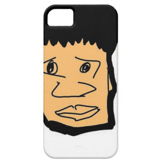 filipino boy  cartoon face collection case for the iPhone 5