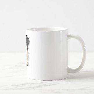 filipino boy  cartoon face collection coffee mug