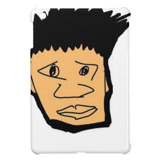 filipino boy  cartoon face collection iPad mini cover
