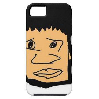 filipino boy  cartoon face collection iPhone 5 case