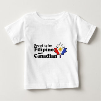 Filipino Canadian Baby T-Shirt