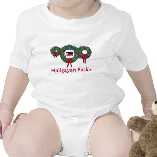 Filipino Christmas 2 Tee Shirt
