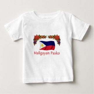 Filipino Christmas Tshirt