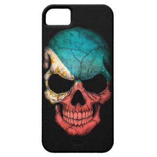 Filipino Flag Skull on Black iPhone 5 Case