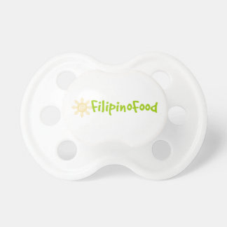Filipino Food Pacifier