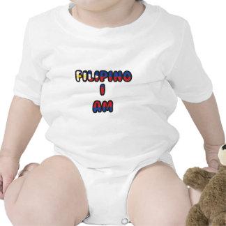 Filipino I am Baby Creeper