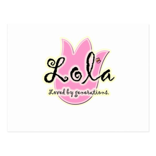 Filipino Lola Mother's Day Gift Post Card