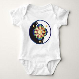 Filipino Lotus Flower Mandala T-shirts