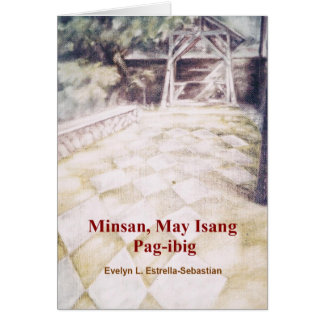 Filipino Love Stories note card