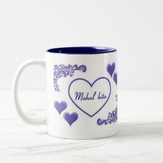 Filipino Love Two-Tone Coffee Mug