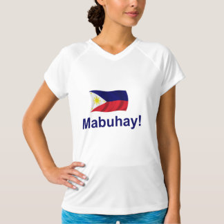 Filipino Mabuhay! T-Shirt