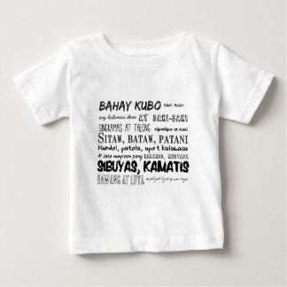 Filipino Nursery Rhyme Series T-shirt