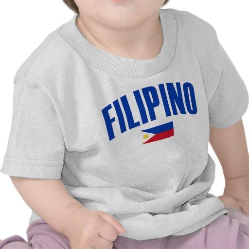 Filipino Philippine Flag Shirts