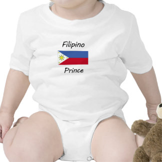 Filipino Prince Rompers
