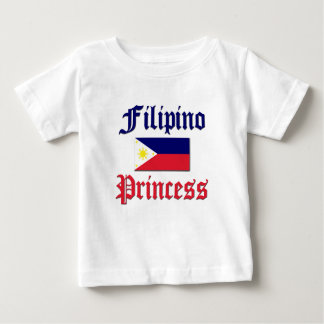 Filipino Princess Baby T-Shirt
