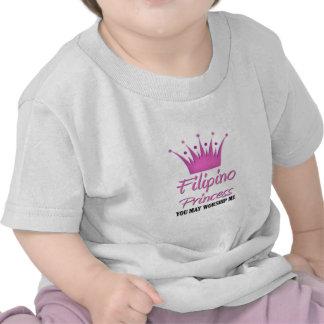Filipino Princess T Shirts