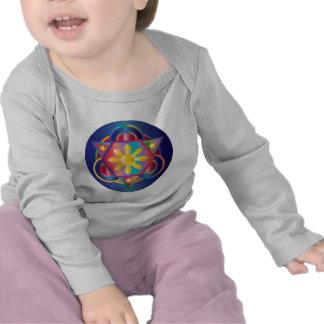 Filipino Rainbow Mandala Shirts