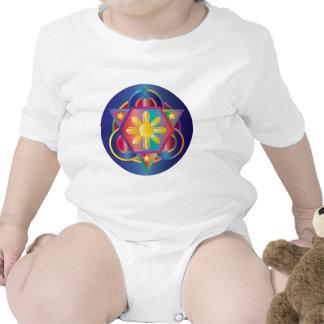Filipino Rainbow Mandala Tshirt