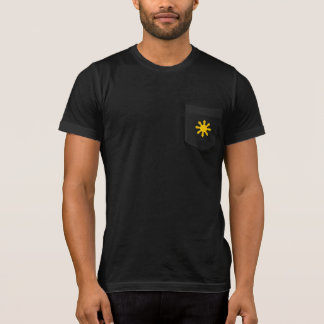 Filipino Star Pocket T-shirt