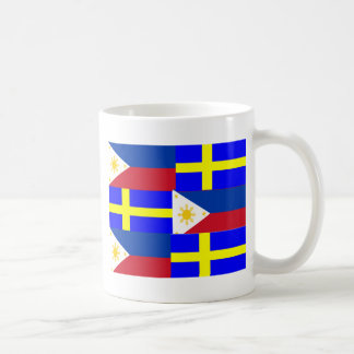 FILIPINO-SWEDISH COFFEE MUG