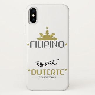 Filipino Theme Case iphone X