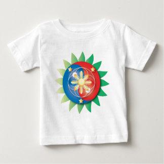 Filipino YinYang Baby T-Shirt