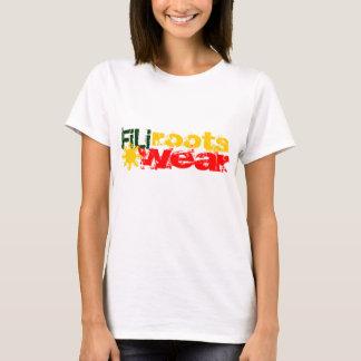 filirootswear rasta ladies T-Shirt
