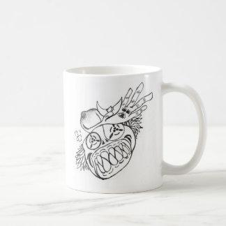 FILL ME UP BRO (Street Sweeper) Coffee Mug