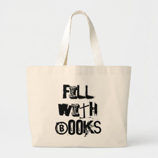 Fill with Books Tote