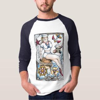 Fille de marin t shirt