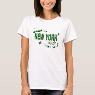Fille de New York City T-shirt