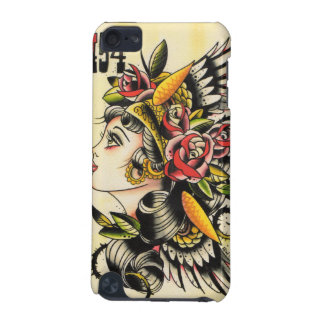 Fille gitane coque iPod touch 5G