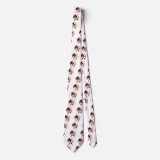 Filles de jour pluvieux vintages cravates personnalisées