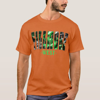 Fillmore Light show - WEST - T-Shirt
