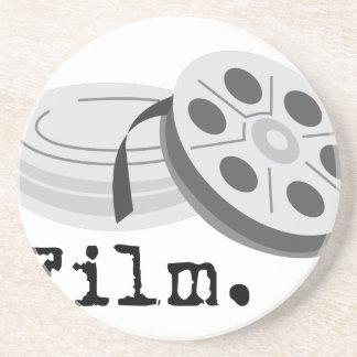 Film Beverage Coasters