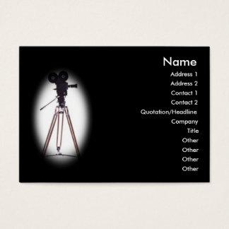 Film Camera Business Card