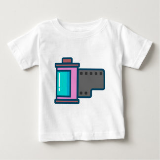 Film Canister Baby T-Shirt