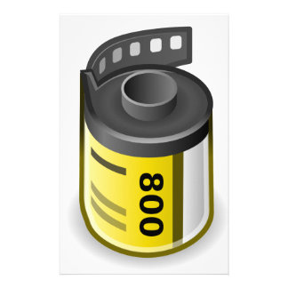 Film Canister Stationery