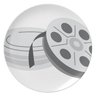 Film Cans Dinner Plates