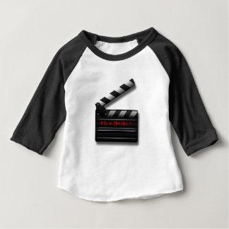Film Clapper Baby T-Shirt