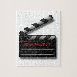 Film Clapper Jigsaw Puzzle