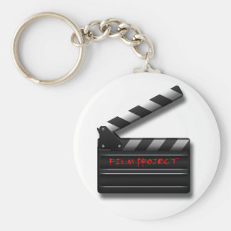 Film Clapper Keychain