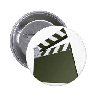 Film clapperboard button