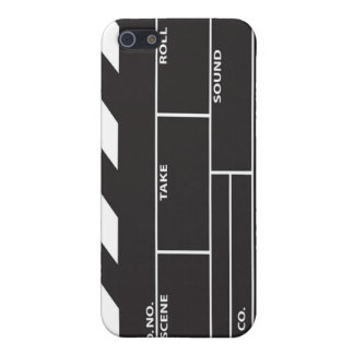 Film Clapperboard iPhone 4/4S Case Cover