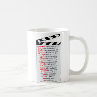 Film Crew Coffee Mug