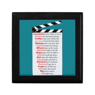 Film Crew Gift Box