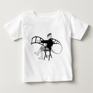 Film Director Baby T-Shirt