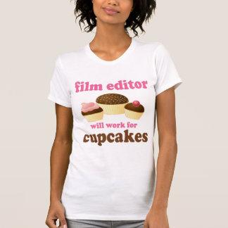 Film Editor (Funny) Gift T-Shirt